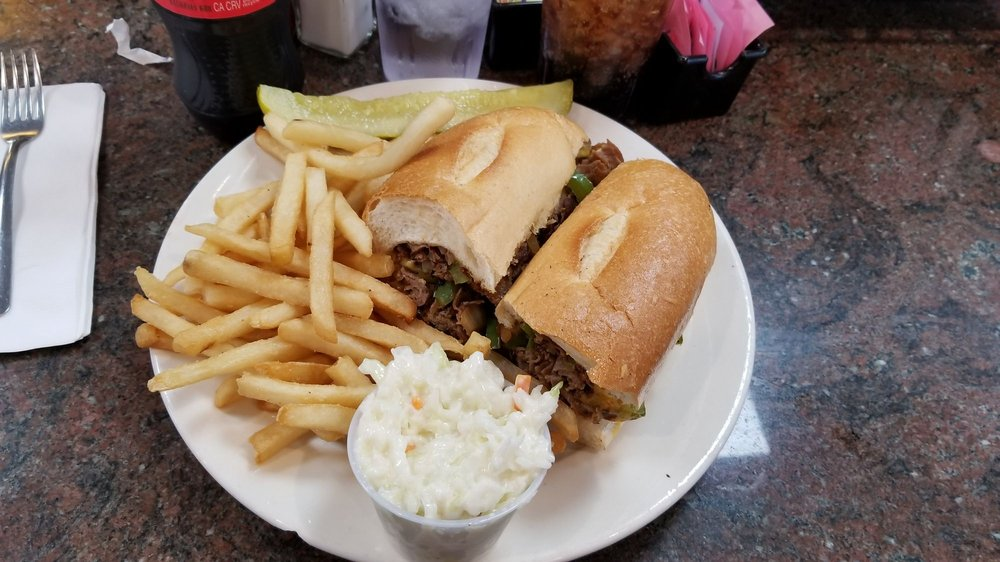 George's Diner & Cafe: 2369 Westchester Ave, Bronx, NY