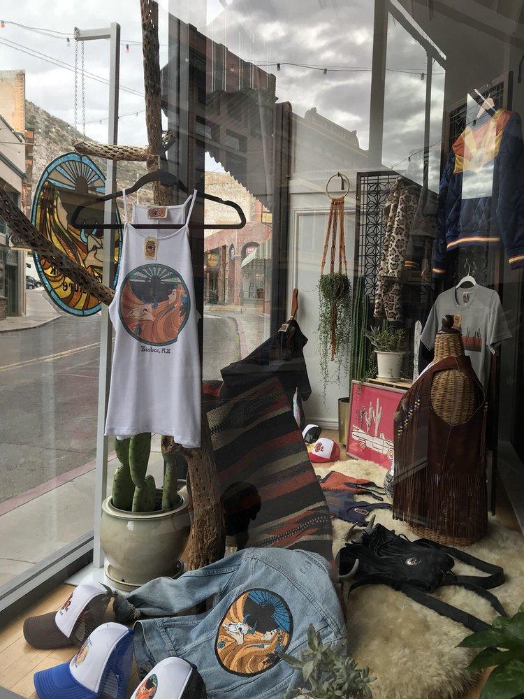 Classic Rock Couture: 29 Main St, Bisbee, AZ