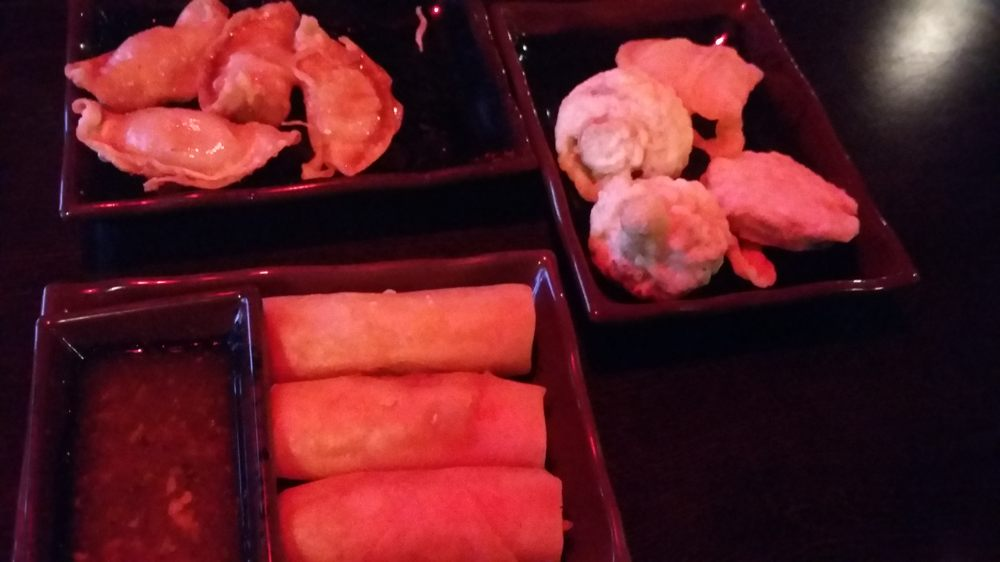 Tenji Japanese Cuisine: 1625 Woodruff Rd, Greenville, SC