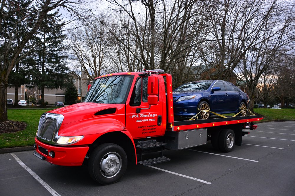 Towing business in Walnut Grove, WA