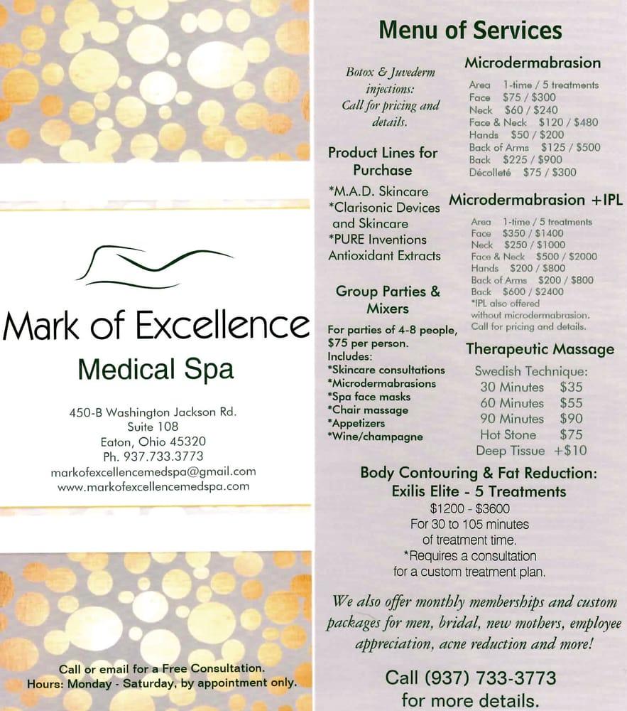 Mark of Excellence Medical Spa - Medical Spas - 450B