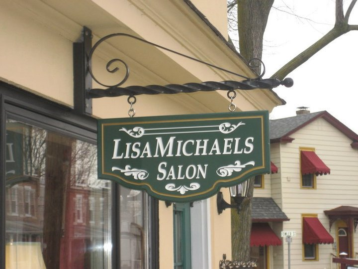 Lisa Michaels Retro Salon: 77 Ellis St, Haddonfield, NJ
