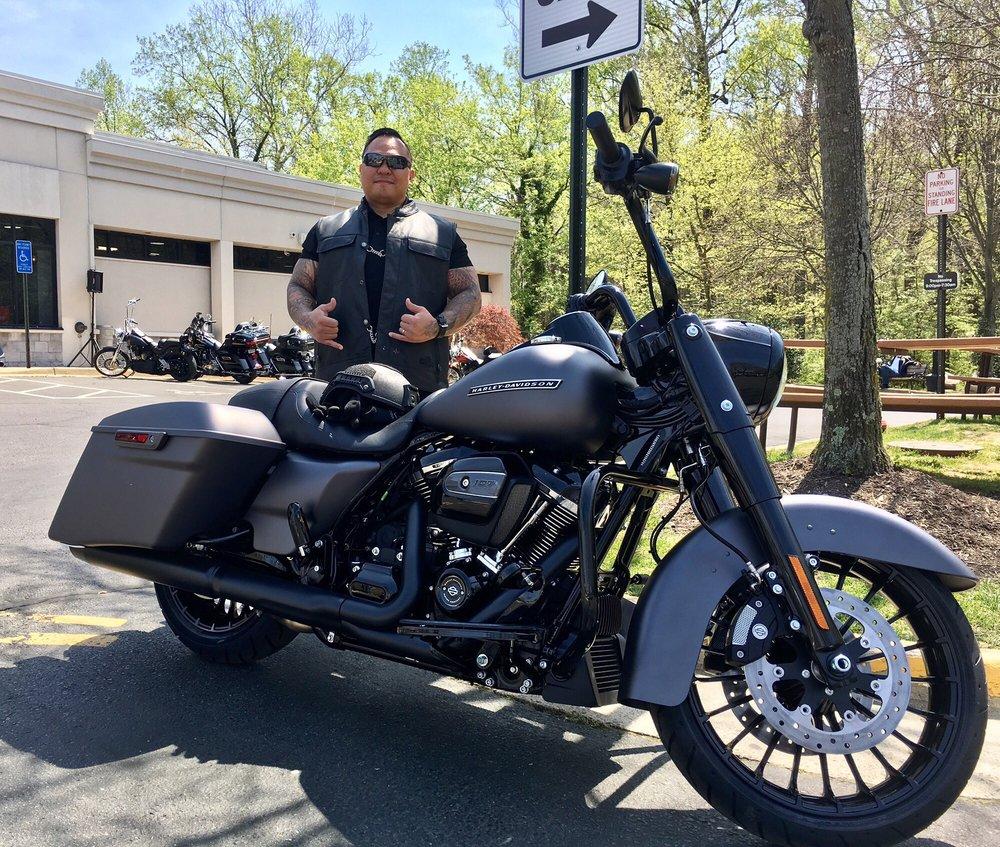 Patriot Harley in Fairfax, Virginia... - Yelp