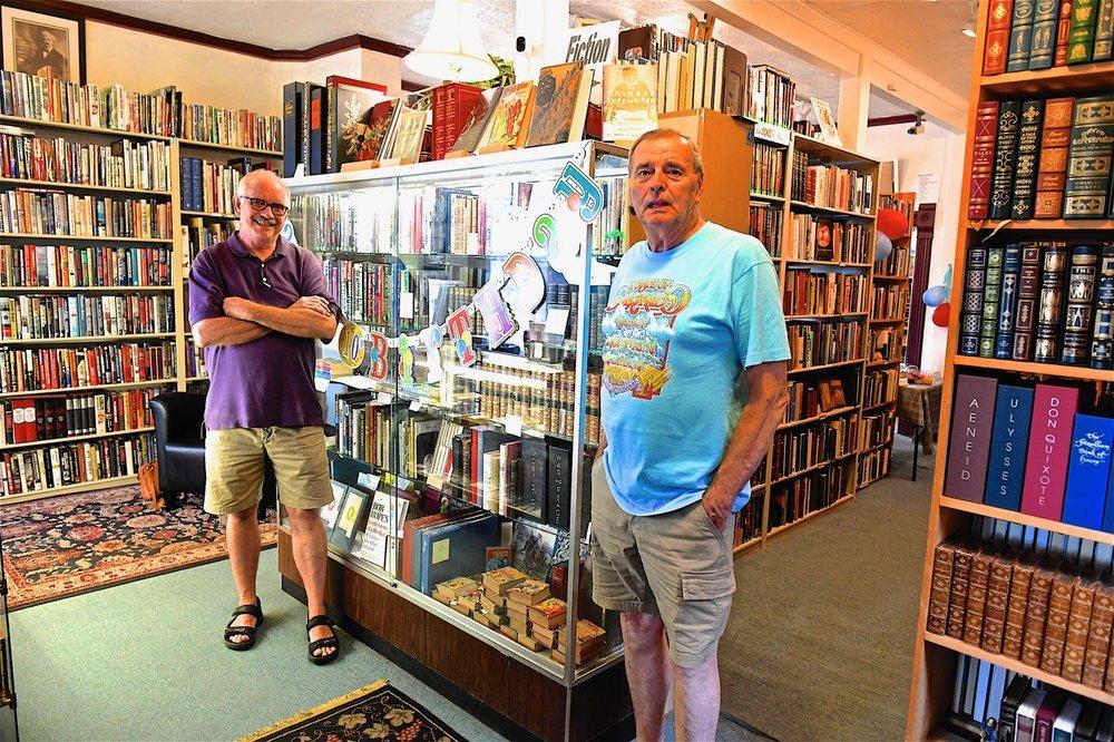 Printed Page Bookshop: 1416 S Broadway, Denver, CO