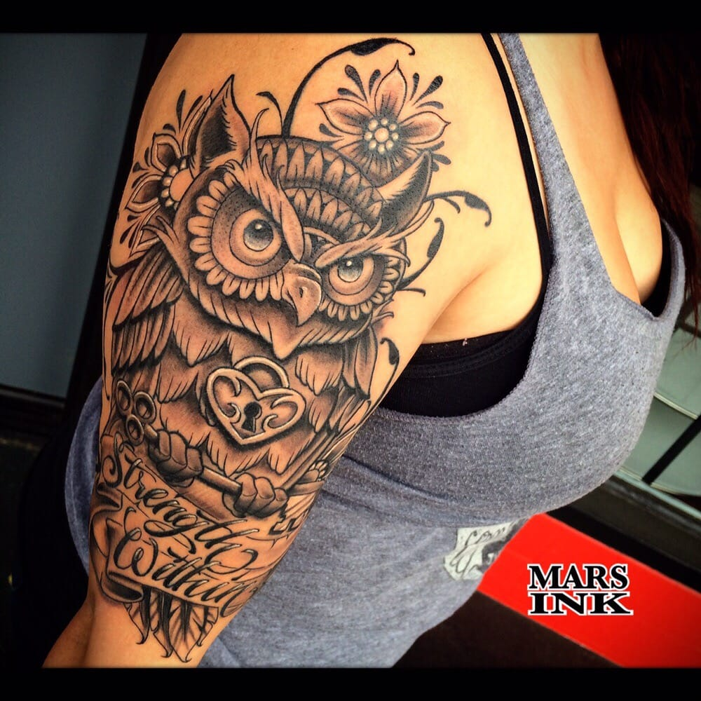 super fun owl piece thanks andrea yelp
