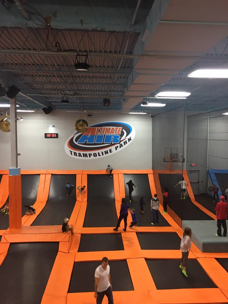 Altimate Air Trampoline Park: 1701 Lincoln Hwy, North Versailles, PA