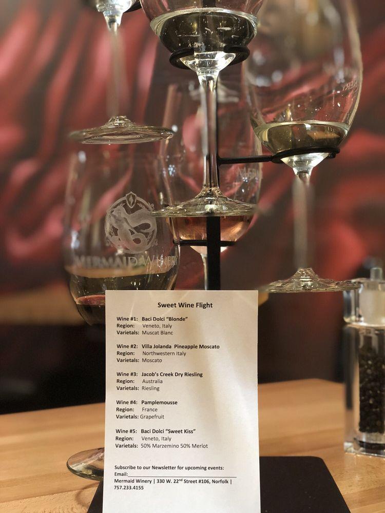 Social Spots from Mermaid Winery