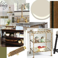 Photo Of Meridian Abbey Interiors   Indianapolis, IN, United States. A  Concept Board