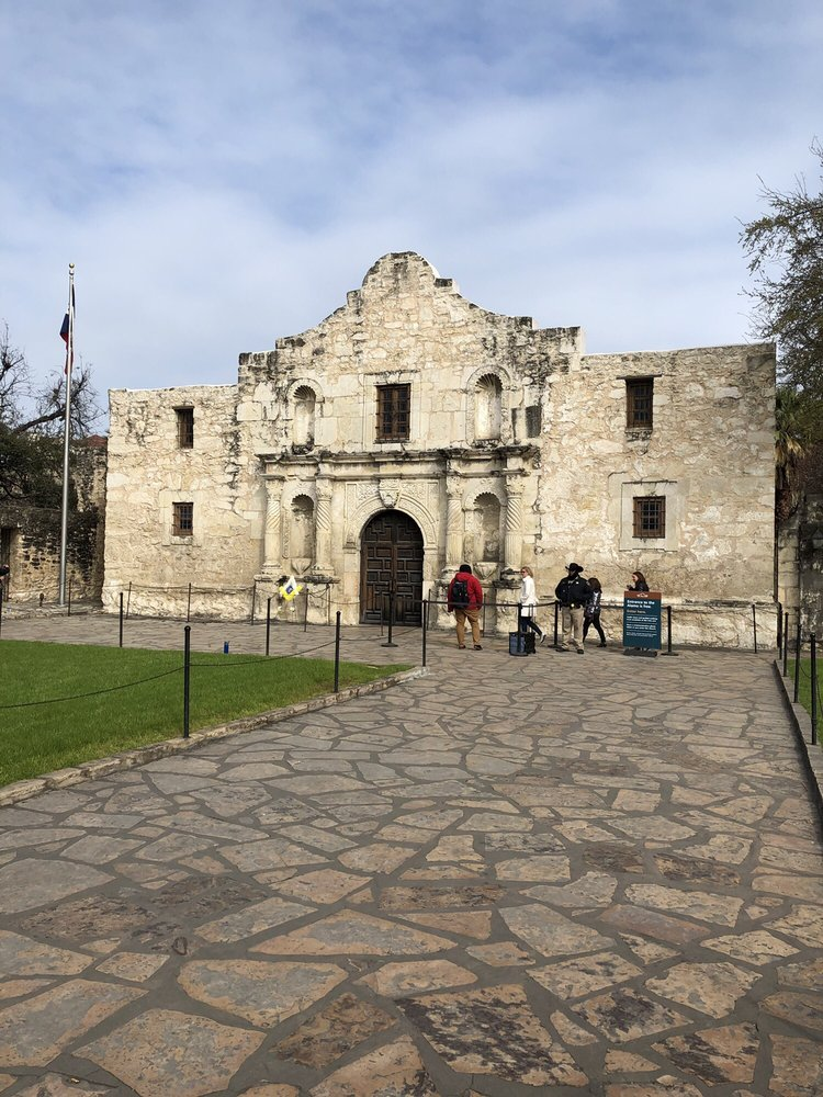 Social Spots from The Alamo