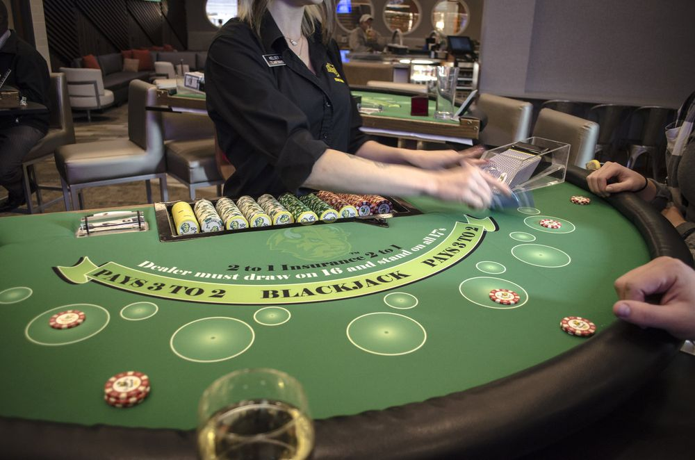 Spirits Lounge & Casino: 3803 13th Ave S, Fargo, ND