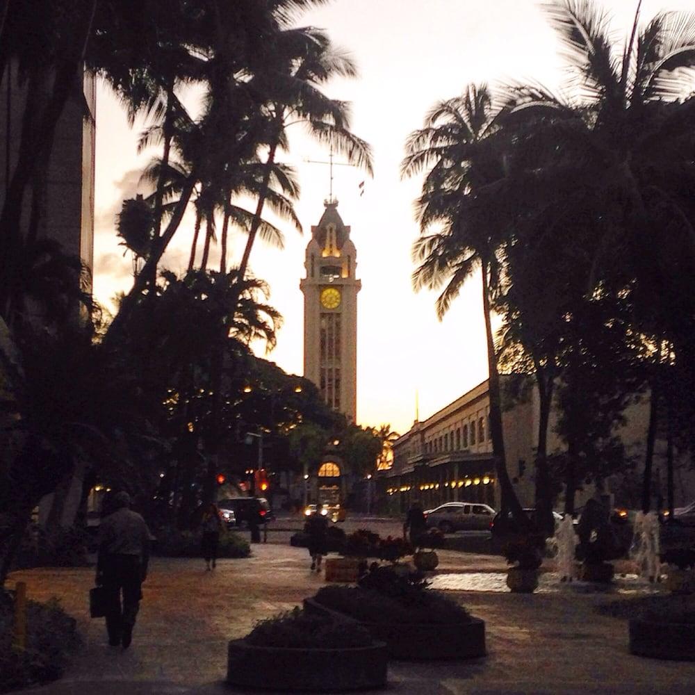 Fort Street Mall
