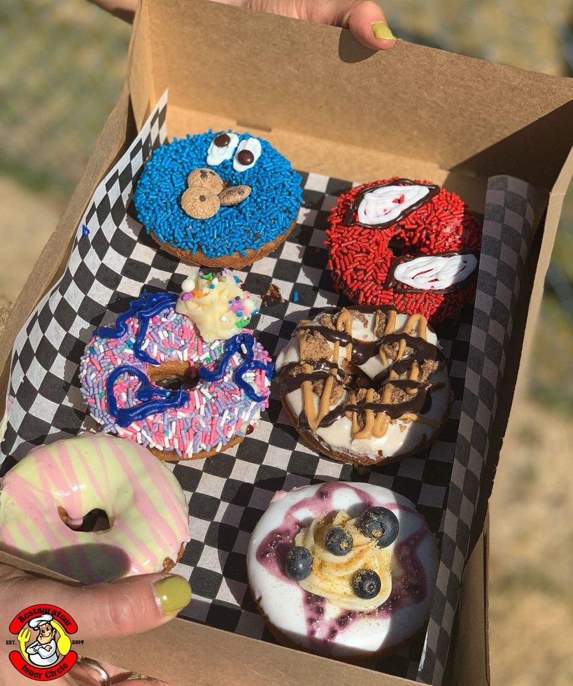 Mountain Donuts: 3836 Washington Blvd, South Ogden, UT