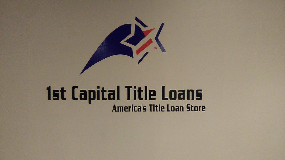 1st Capital Title Loans