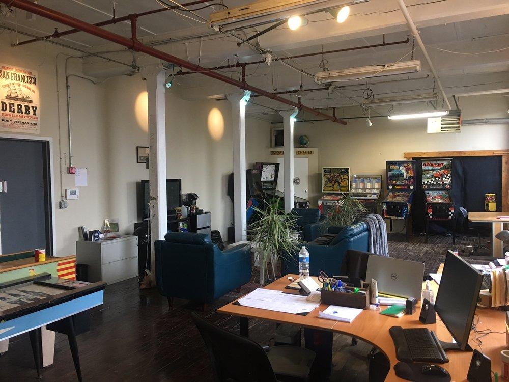 Bridgeport Innovation Center: 955 Connecticut Ave, Bridgeport, CT