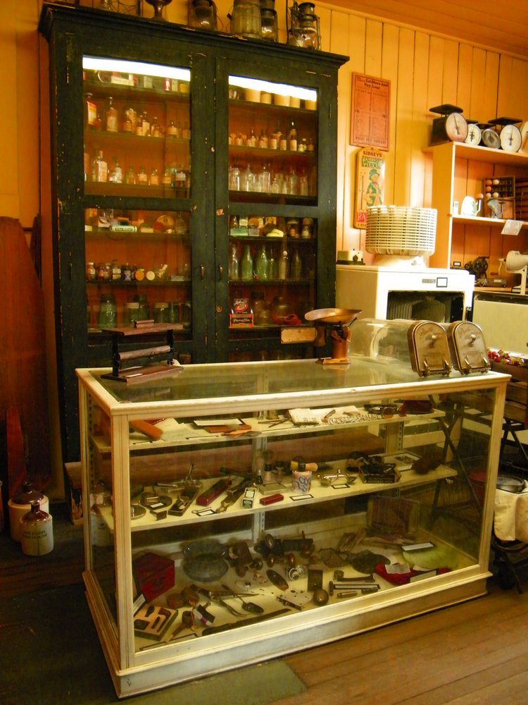 Montrose County Historical Museum: 21 N Rio Grande Ave, Montrose, CO
