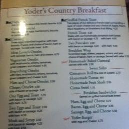Arthur Il Yoder S Kitchen