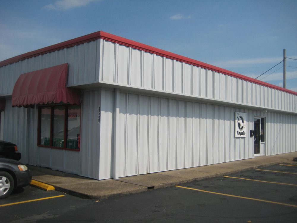 Abyss Co: 4597 Washington Ave., Evansville, IN