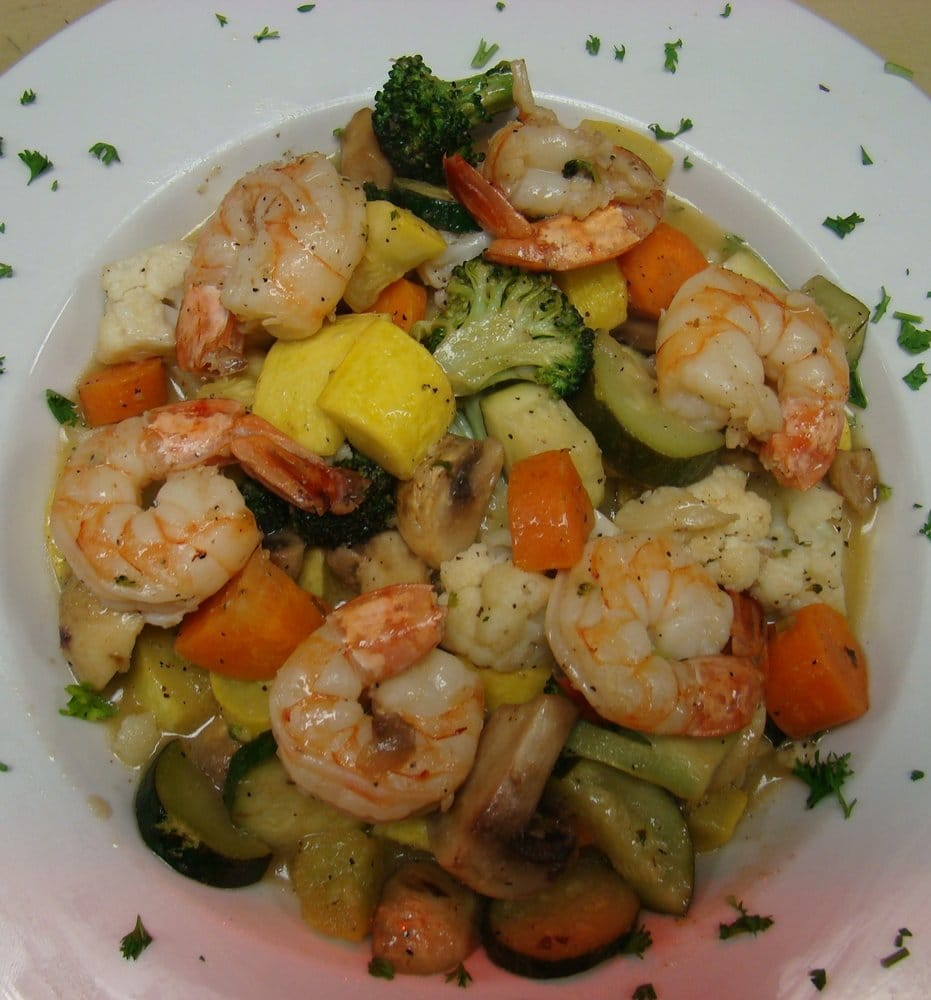 how to make shrimp scampi with white wine