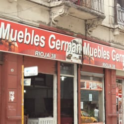 Muebles Germán - Tiendas de muebles - La Rioja 38, Centro, Córdoba - Número d...