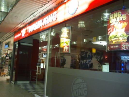 burger king takeaway fast food landsberger allee 277. Black Bedroom Furniture Sets. Home Design Ideas