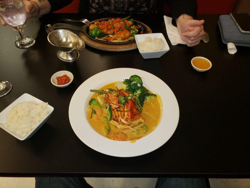 Food from Jai Thai