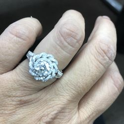 d297e0cea Photo of Kay Jewelers - Montebello, CA, United States. Love my ring