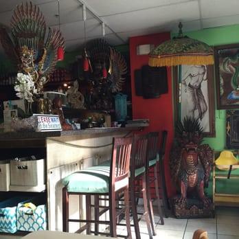 Bali Cafe Miami Menu