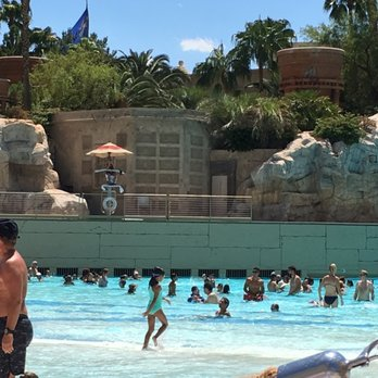 Photo Of Mandalay Bay Beach Las Vegas Nv United States