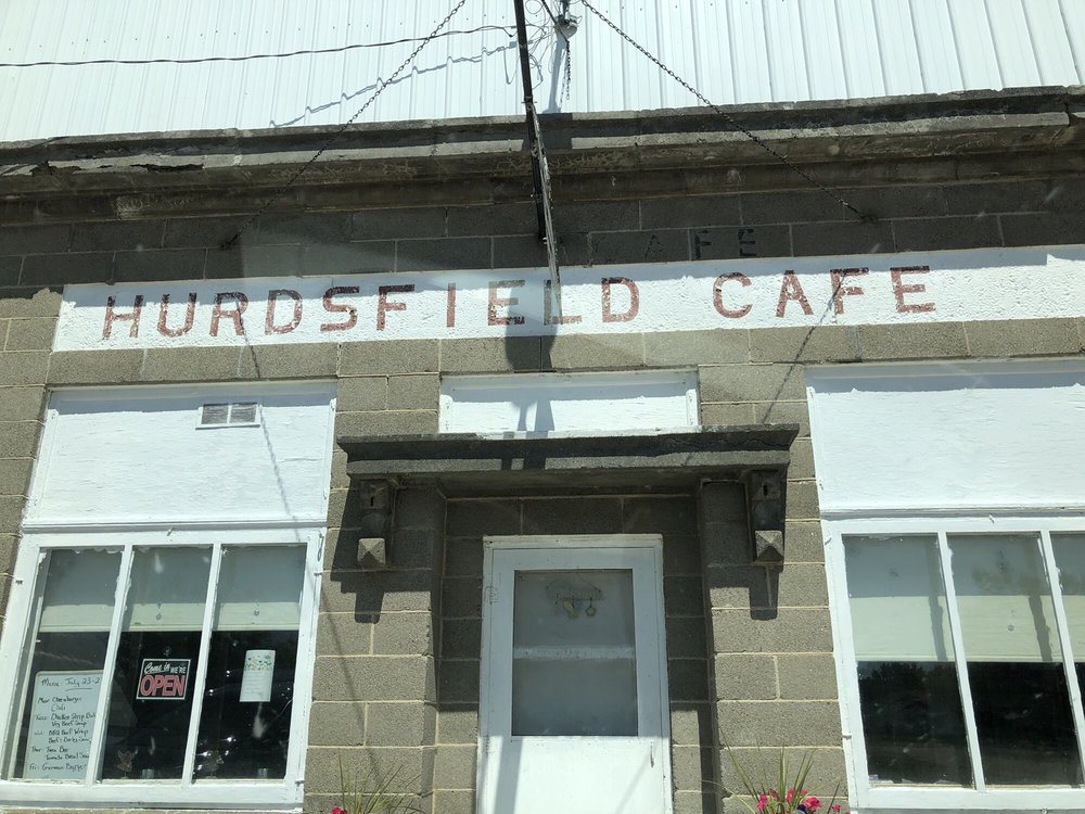 Hurdsfield Cafe: 101 Main St W, Hurdsfield, ND