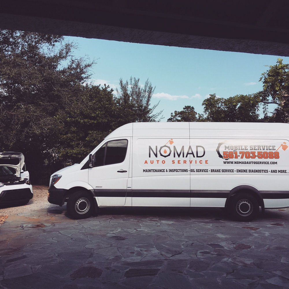 Photos for nomad auto service yelp for Nomad service