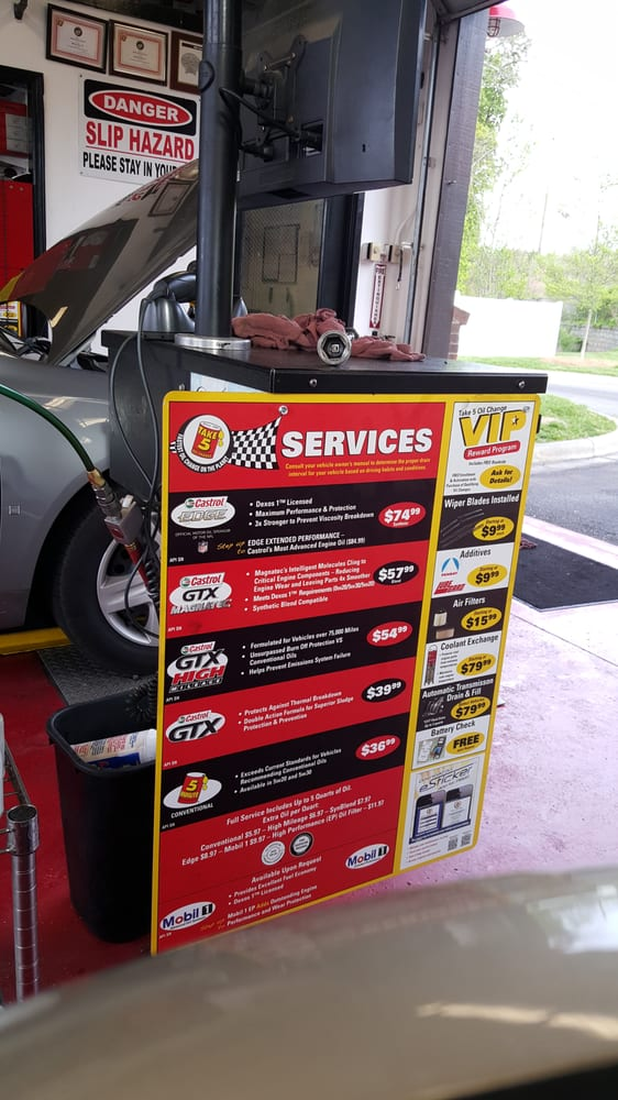 Best Place For Oil Change >> This Place Gives Good Service And Good Conversation They