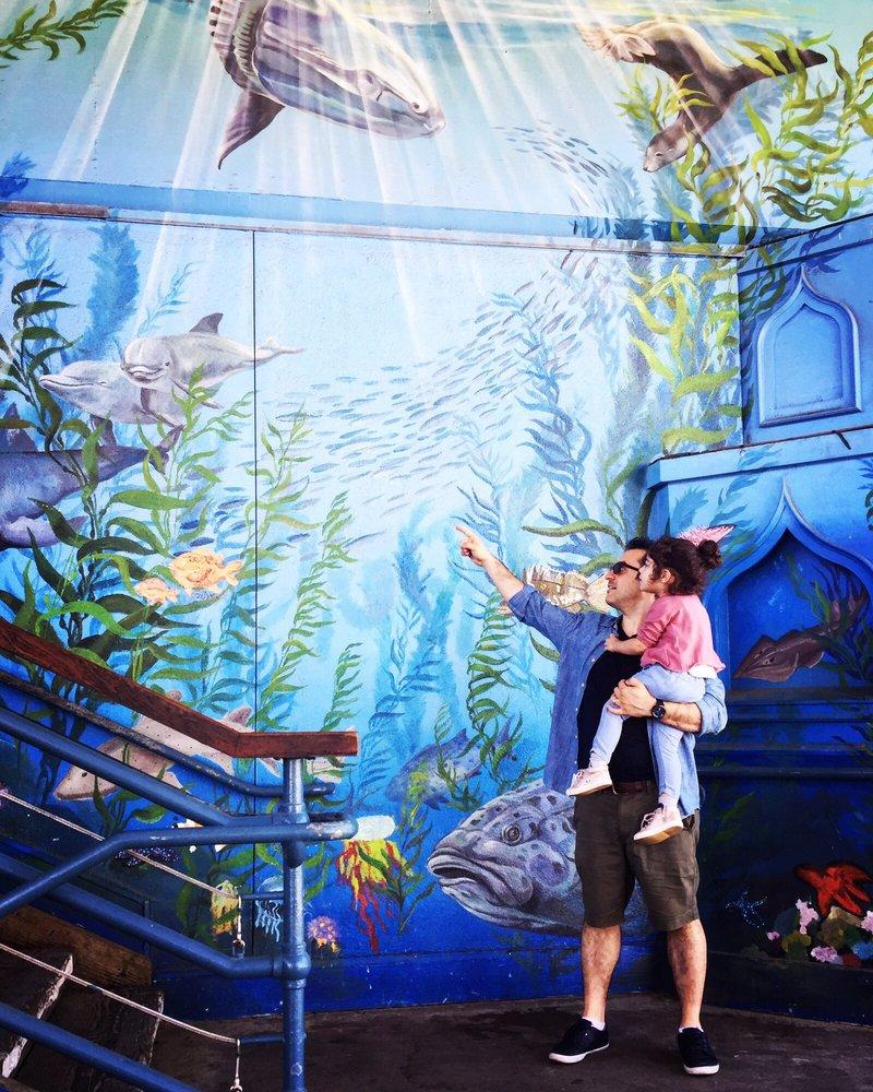 Santa Monica Pier Aquarium: 1600 Ocean Front Walk, Santa Monica, CA