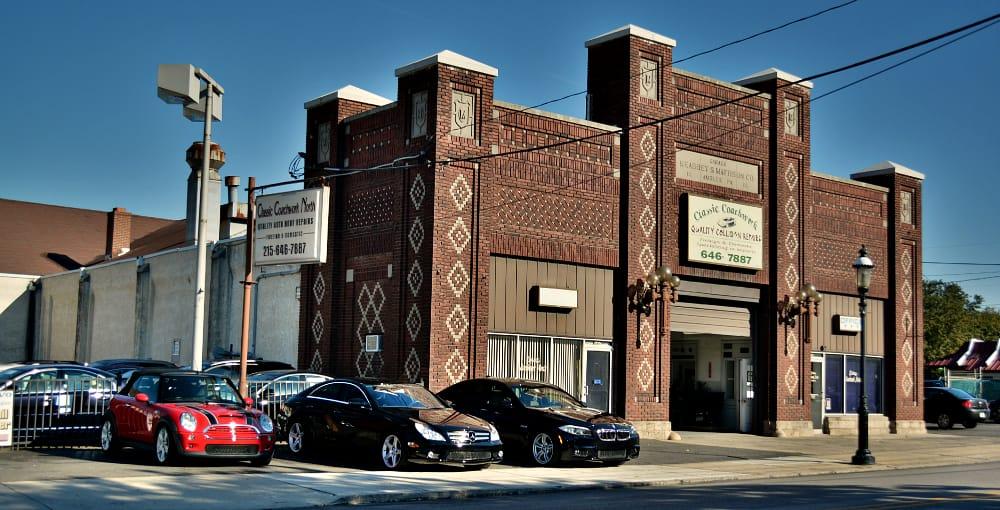 Classic Coachwork Ambler: 125-127 W Butler Ave, Ambler, PA