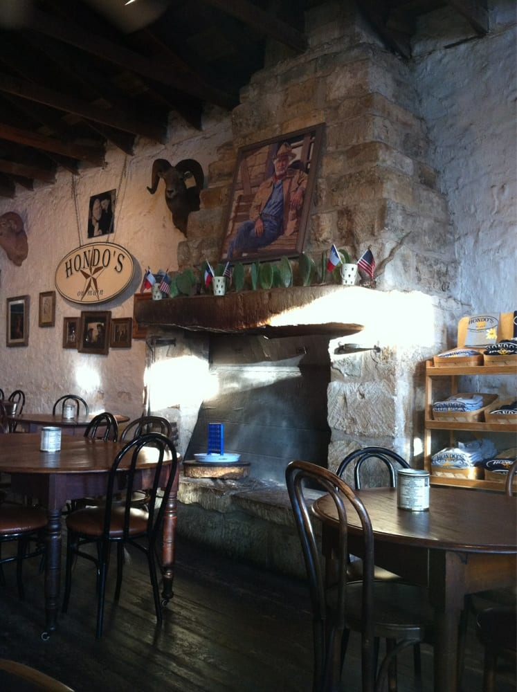 Hondos Fredericksburg Tx >> Great atmosphere and food at Hondo's in Fredericksburg, TX - Yelp