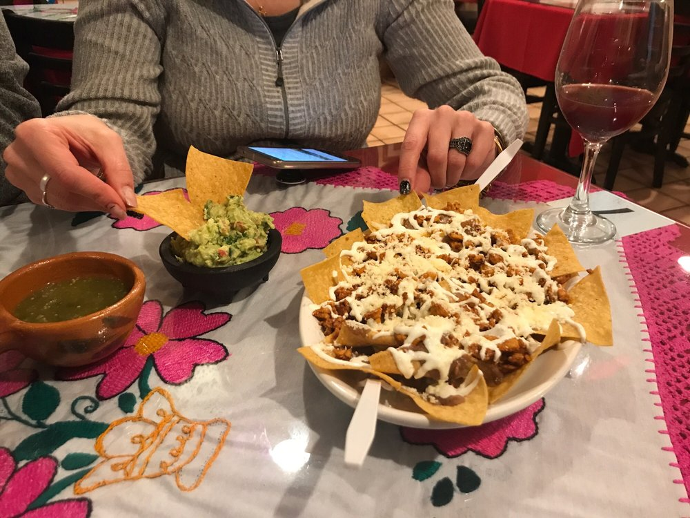 Cazadores Mexican Restaurant: 661 New Rd, Somers Point, NJ