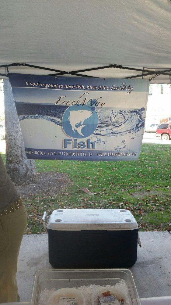 Freshway fish seafood markets 2020 j st midtown for Fish market sacramento