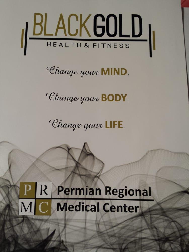 Black Gold Health & Fitness: 700 Hospital Dr, Andrews, TX