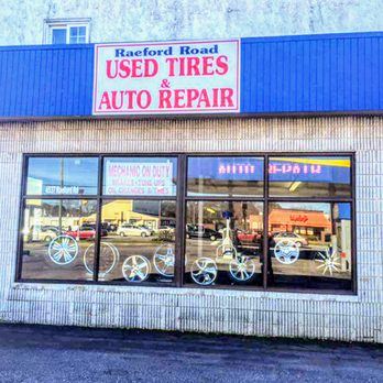 Raeford Road Used Tires Auto Repair Auto Repair 4537 Raeford
