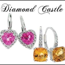 Photo Of Diamond Castle Manalapan Nj United States And Gemstone Earrings