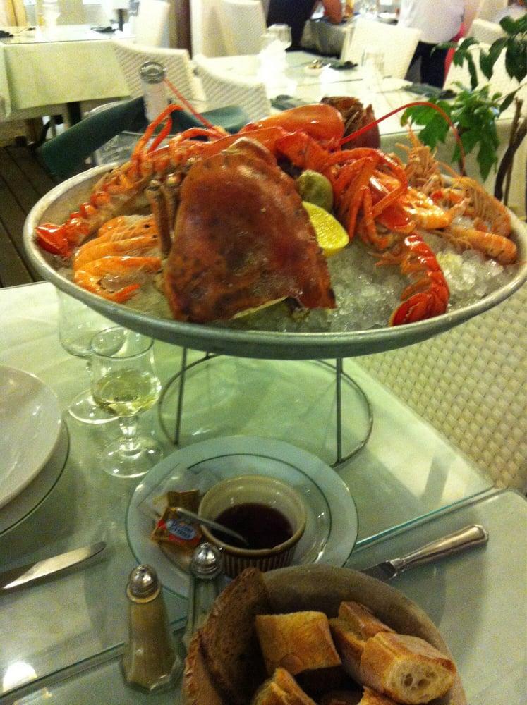 A la mar e restaurants port santa lucia st rapha l - Restaurant port santa lucia st raphael ...