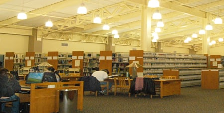 Lake Tahoe Community College Library