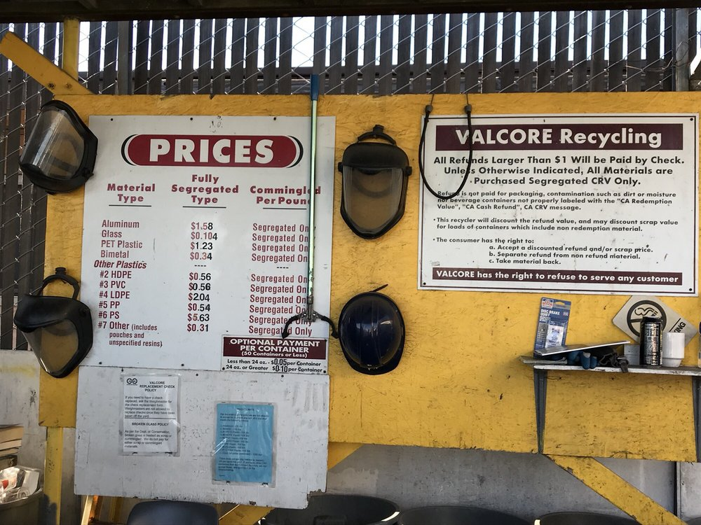 VALCORE Recycling: 38 Sheridan St, Vallejo, CA