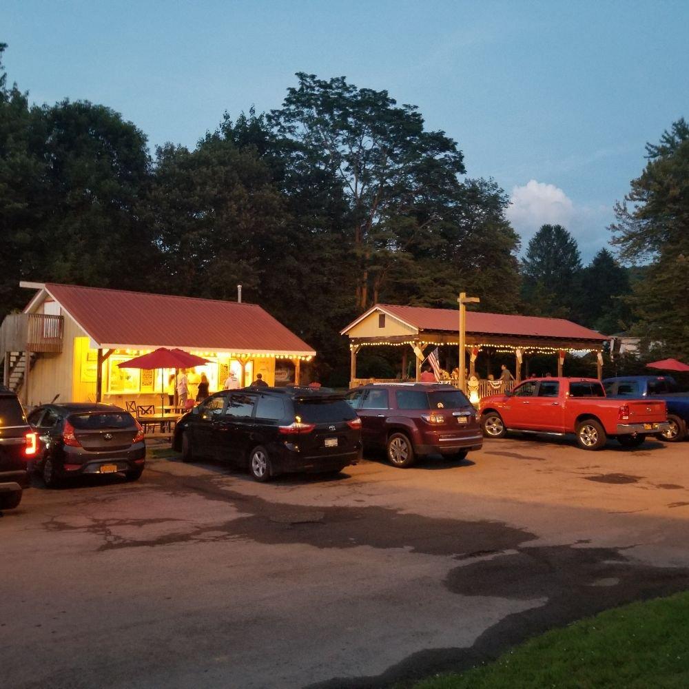GWL Ice Cream Shack: 1146 Ny 17A, Greenwood Lake, NY
