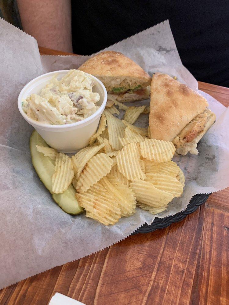 The Lunch Box: 217 E Main, Shawnee, OK