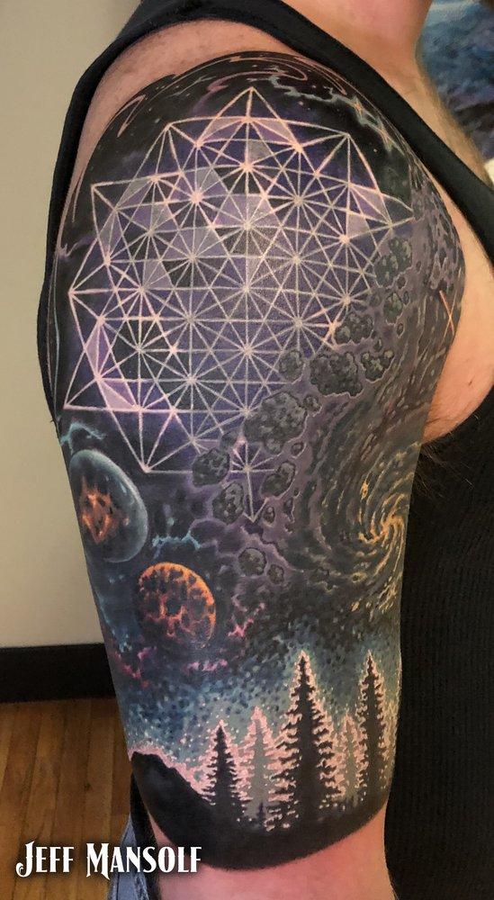 Clockwork Tattoo & Art Gallery: 695 S Main St, Middletown, CT
