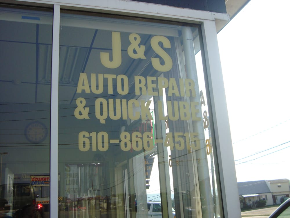 J & S Auto Repair Llc: 1620 Stefko Blvd, Bethlehem, PA