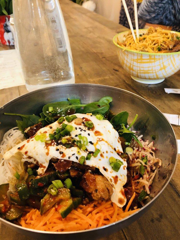 Seoul Food DC: 7302 Carroll Ave, Takoma Park, MD