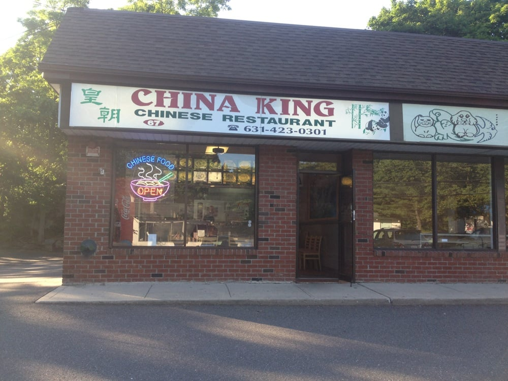 restaurant king asian