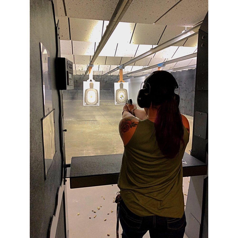 Social Spots from Reload Quality Indoor Shooting Range