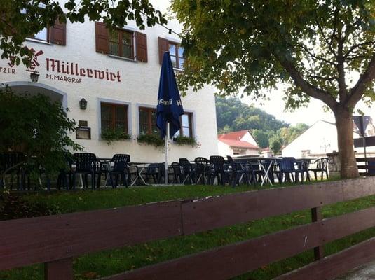 Gasthof zum Müllerwirt - CLOSED - Bavarian - Hauptstr. 10, Eichstätt ...